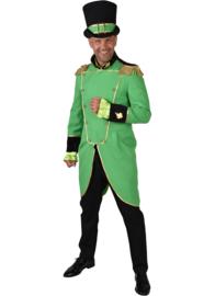 Slipjas groen | St. Patricks day slipjas