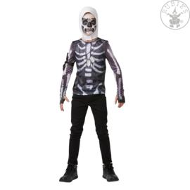 Fortnite Tween Skull Trooper kostuum