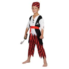 Piraten kostuum schipbreuk