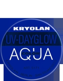Kryolan water schmink UV blauw