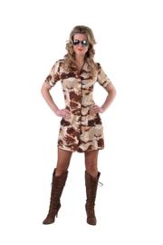 Army girl dessert jurk OP=OP