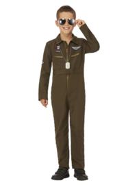 Top gun piloot kostuum kind license