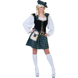 Schotse dame deluxe