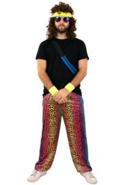 Neon panter broek origineel