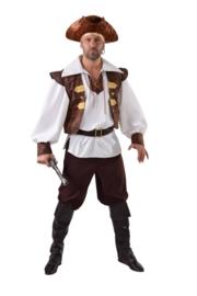 Piraten kostuum Jack OP=OP