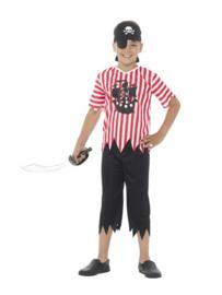 Piraat Jolly kostuum