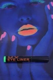 Eyeliner neon groen