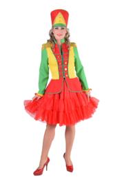 Carnavals dames jasje