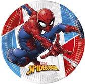 Spiderman Super Hero   Composteerbaar Papieren bordjes