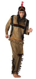 Indianen kostuum big bear