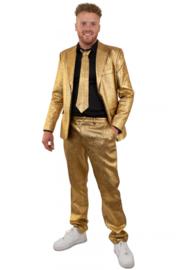 Goud 3 delig pak metallic | bling bling