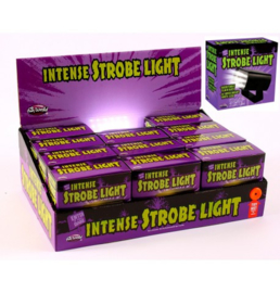 Intens wit licht (stroboscoop)