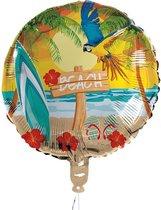 Folieballon 'Beach'