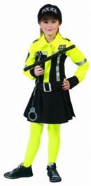 Politiejurkje meisje deluxe