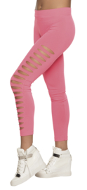 Legging Gaps neon pink