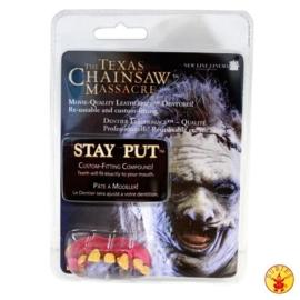 Texas chainsaw massacre teeth original