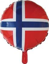 Folieballon Noorwegen