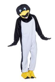 Pinguin kostuum mascotte pro