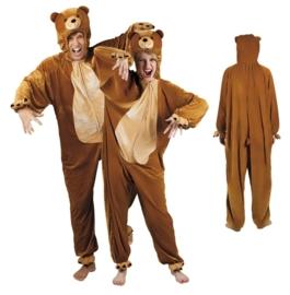 Beren kostuum plushe