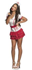 Sexy verpleegster jurkje