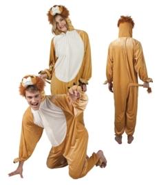Leeuwen kostuum plushe