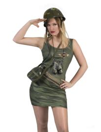 Army jurkje sexy