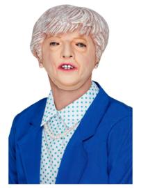Theresa May masker latex | Brexit