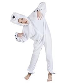 Dierenkostuum ijsbeer