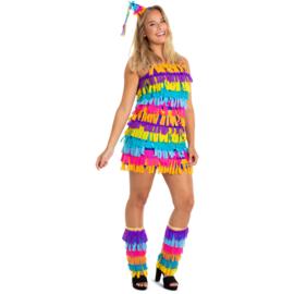 Pinata dames kostuum | Pinata jurkje