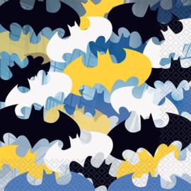 Servetten Batman 33x33cm 16 stuks