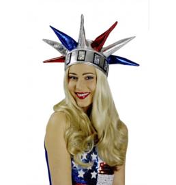 USA vrijheidsbeeld hoed