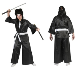 Japans gevechtskostuum Li Naoaki