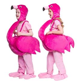 Flamingo kostuum kinderen