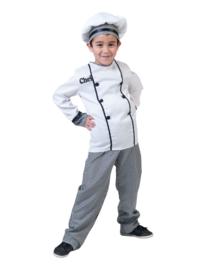 Chef kok kostuum kinderen