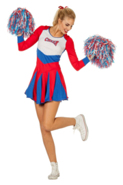 Cheerleader jurk stretch