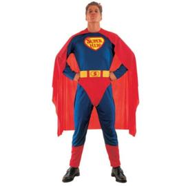 Superman heldenkostuum