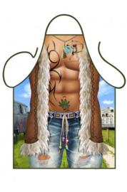 Schort hippy man