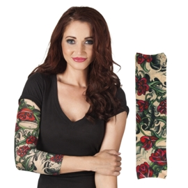 Tattoo sleeves roses