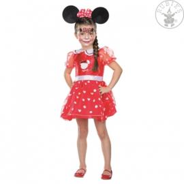 Minnie Mouse jurk kind