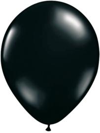 5 inch ballonnen zwart