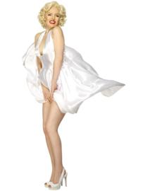 Marilyn Monroe jurk licentie