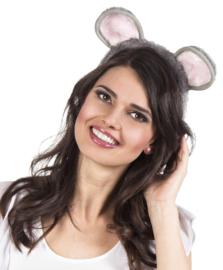Plushe muizen oortjes