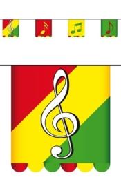 Vlaggenlijn vastelaovend muziek