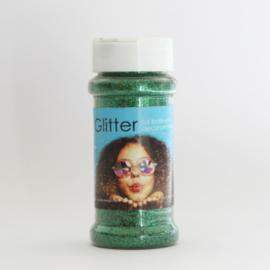 100 gram glitter groen