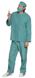 Chirurgen kostuum