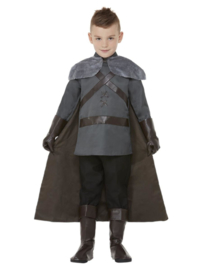 Middeleeuwse heer kostuum kind