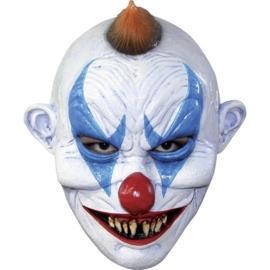 Clown punkie masker luxe