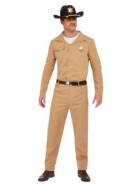 80s Sheriff kostuum
