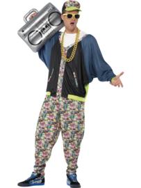 80's hip hop kostuum
