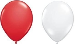 Canadese ballonnen set